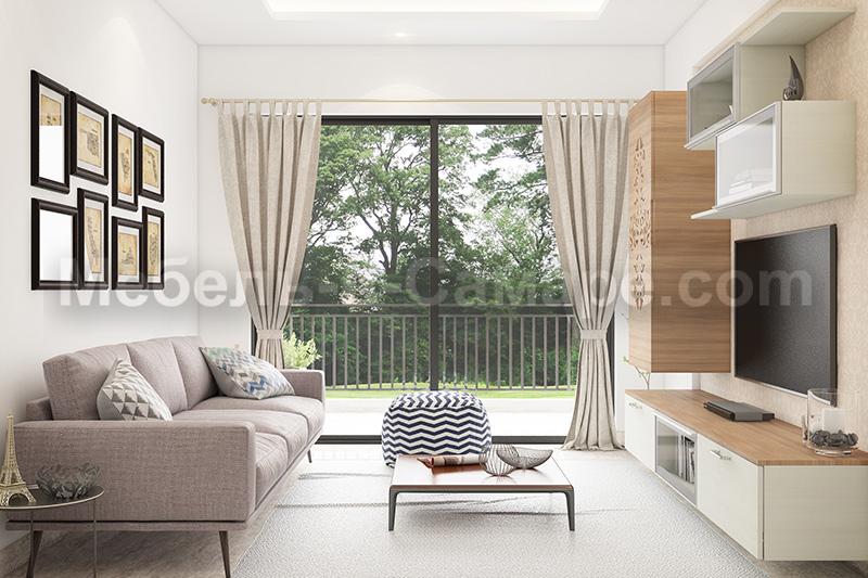 Мебель для гостиной комнаты: выбираем и расставляем правильно