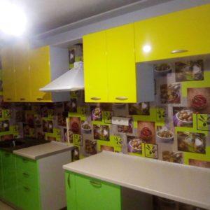 красочная кухня